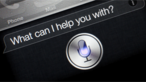 Apple iPhone Siri