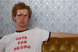 Napoleon Dynamite, MTV Films Napoleon Pictures, January 17, 2004 (Sundance) June 11, 2004 (US)