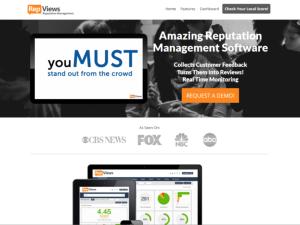 RepViews Reputation Management Software