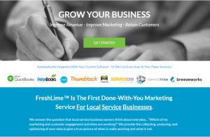 Freshlime® Local Business Customer Engagement Software System
